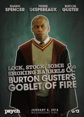 Lock, Stock, Some Smoking Barrels, and Burton Guster's Goblet of Fire (Poster)